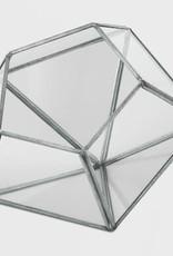 Smith & Hawken Galvanized Terranium