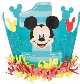 Disney Fun One Mickey Mouse Crown