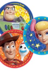 Toy Story 4 Plate 7 in