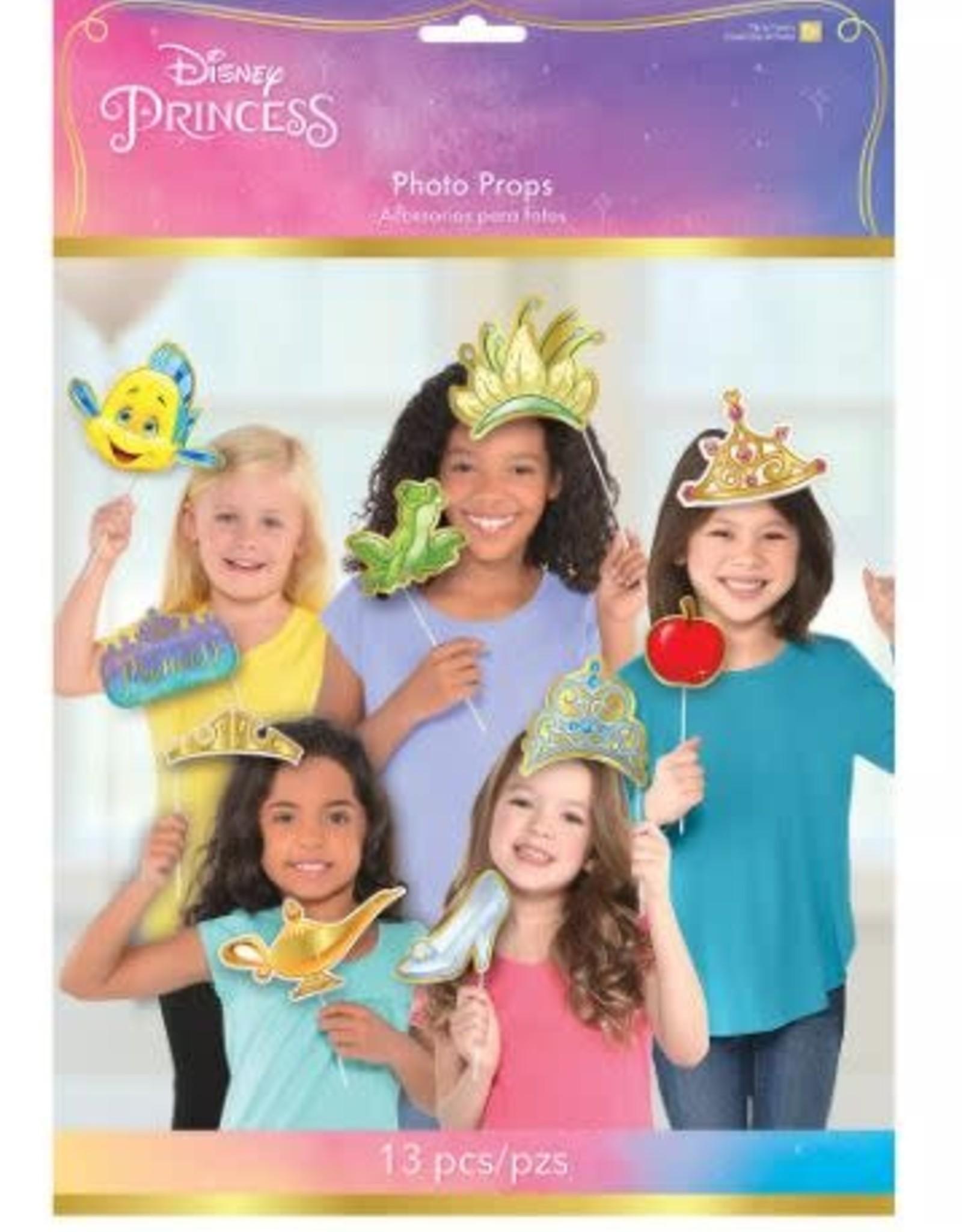 Disney Princess Photo Prop Kit