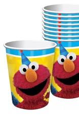 Sesame Street 9 oz Cups