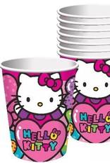 Hello Kitty 9 oz Cups