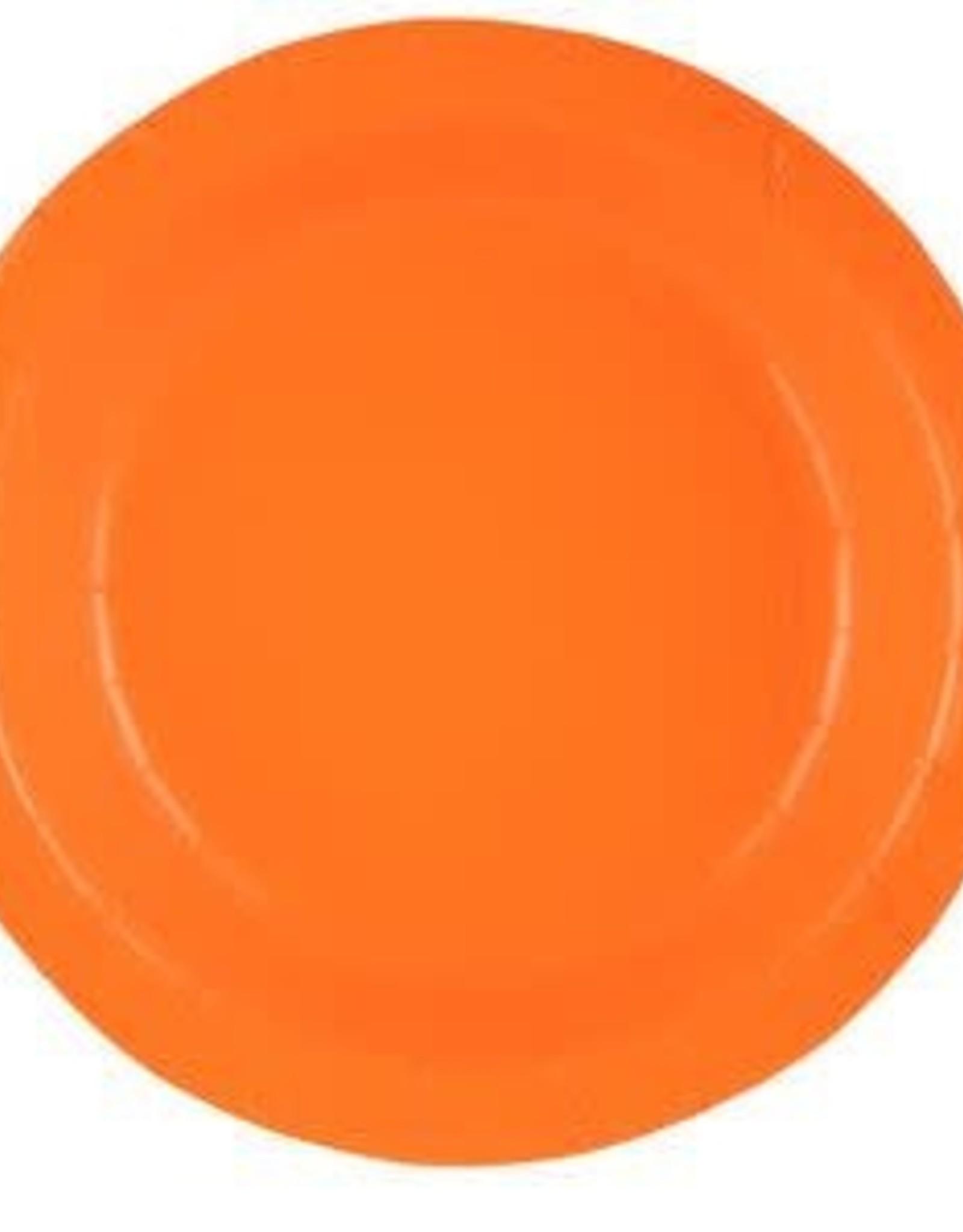 """Plate 9"""" ORANGE PEEL"""