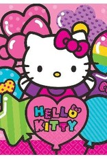 Hello Kitty Rainbow Luncheon Napkins
