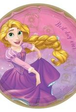 """Rapunzel plate 9"""""""