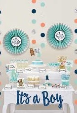 Bearly table decorating kit