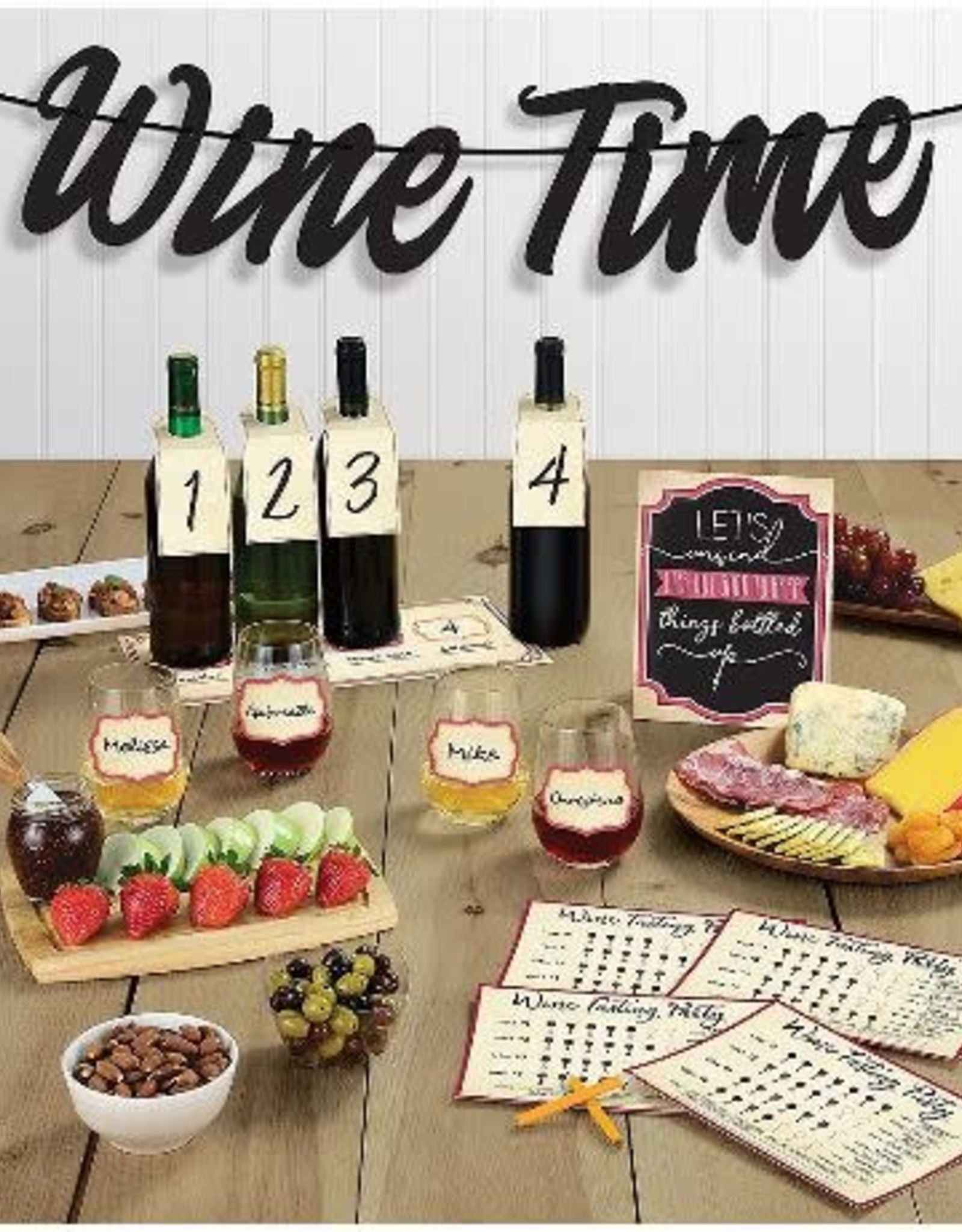 Wine Time Kit