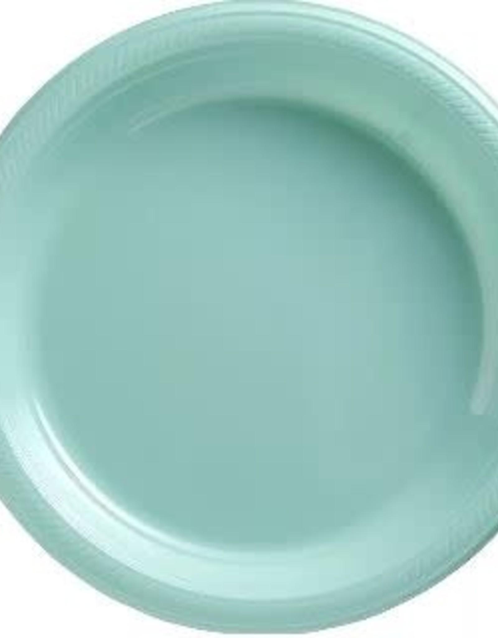 Robbin Blue 7 in Plate