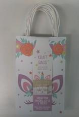 Kraft Unicorn Bags