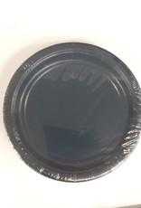 "True navy paper plates 7"" 20ct"