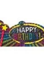 Happy Birthday Crowns  30pc.