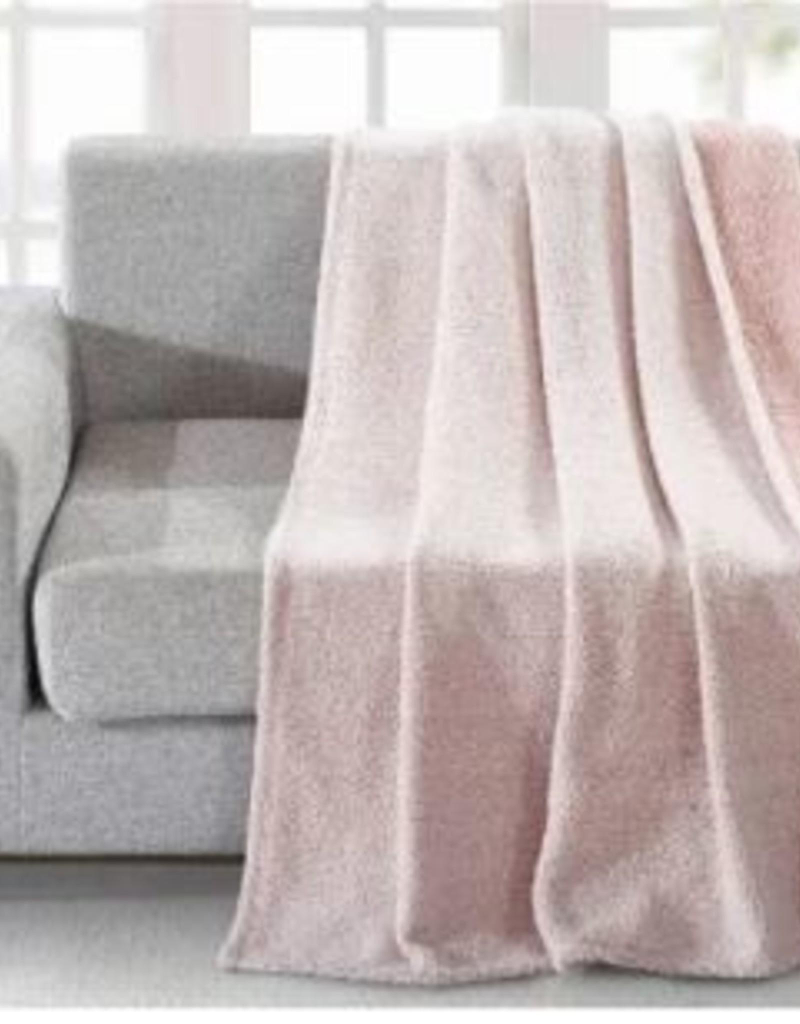 Pink Soft Throw 50x60