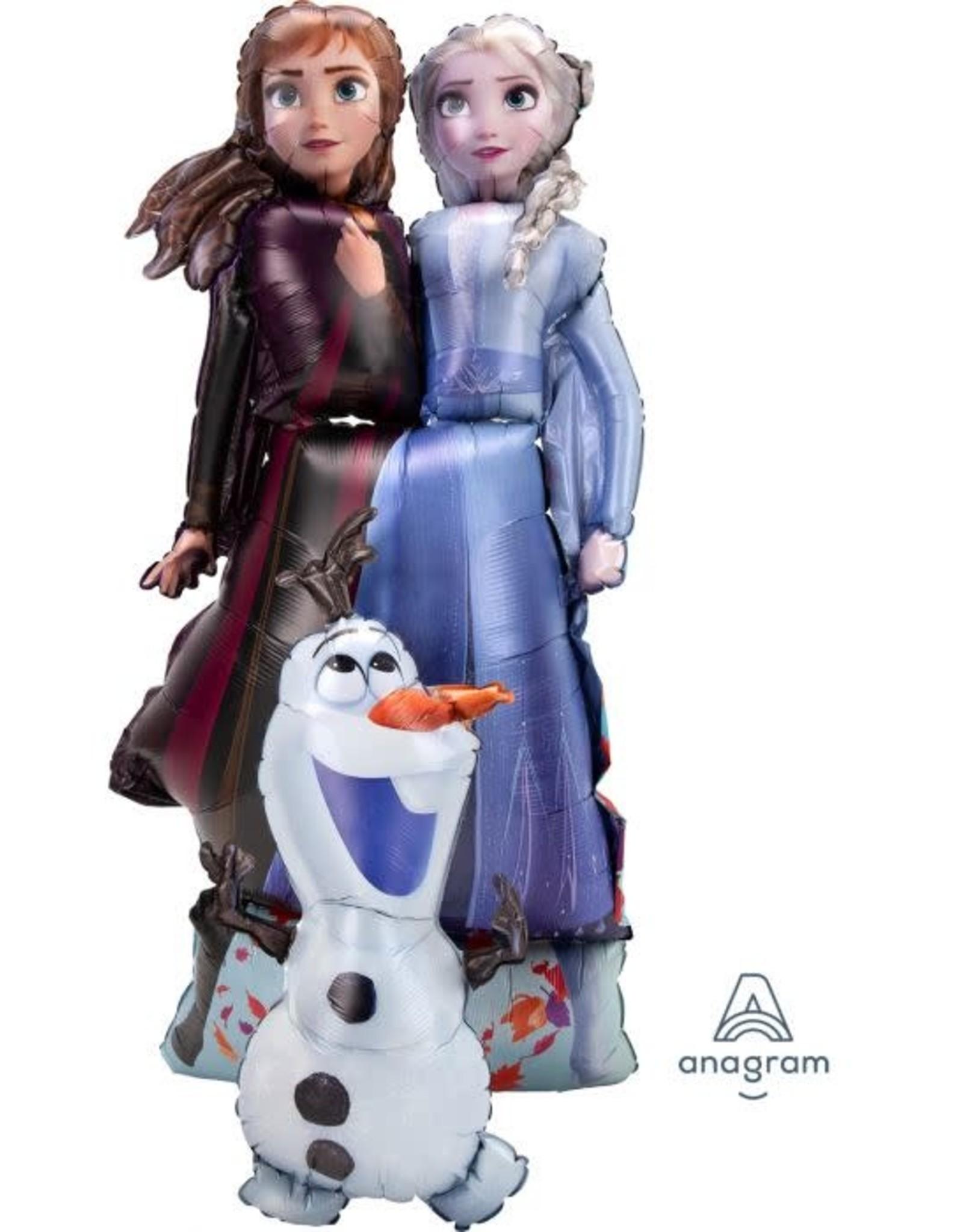 Frozen Airwalker