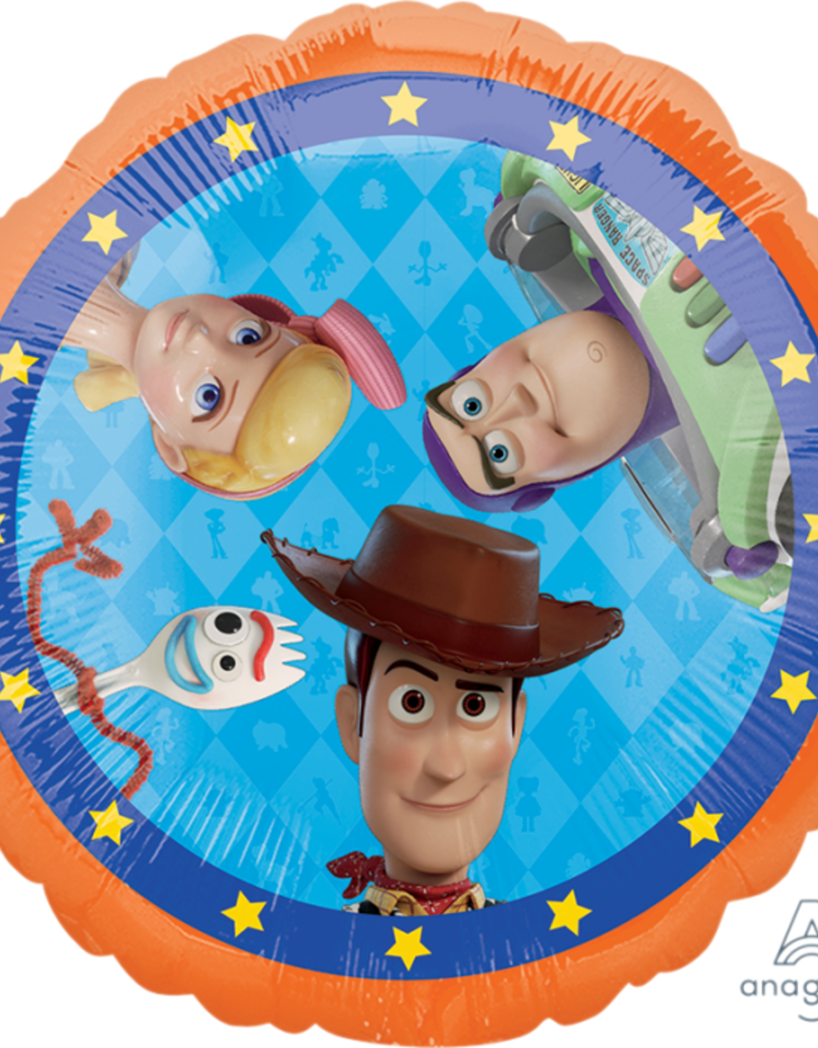 """18"""" Toy Story 4 Balloon"""