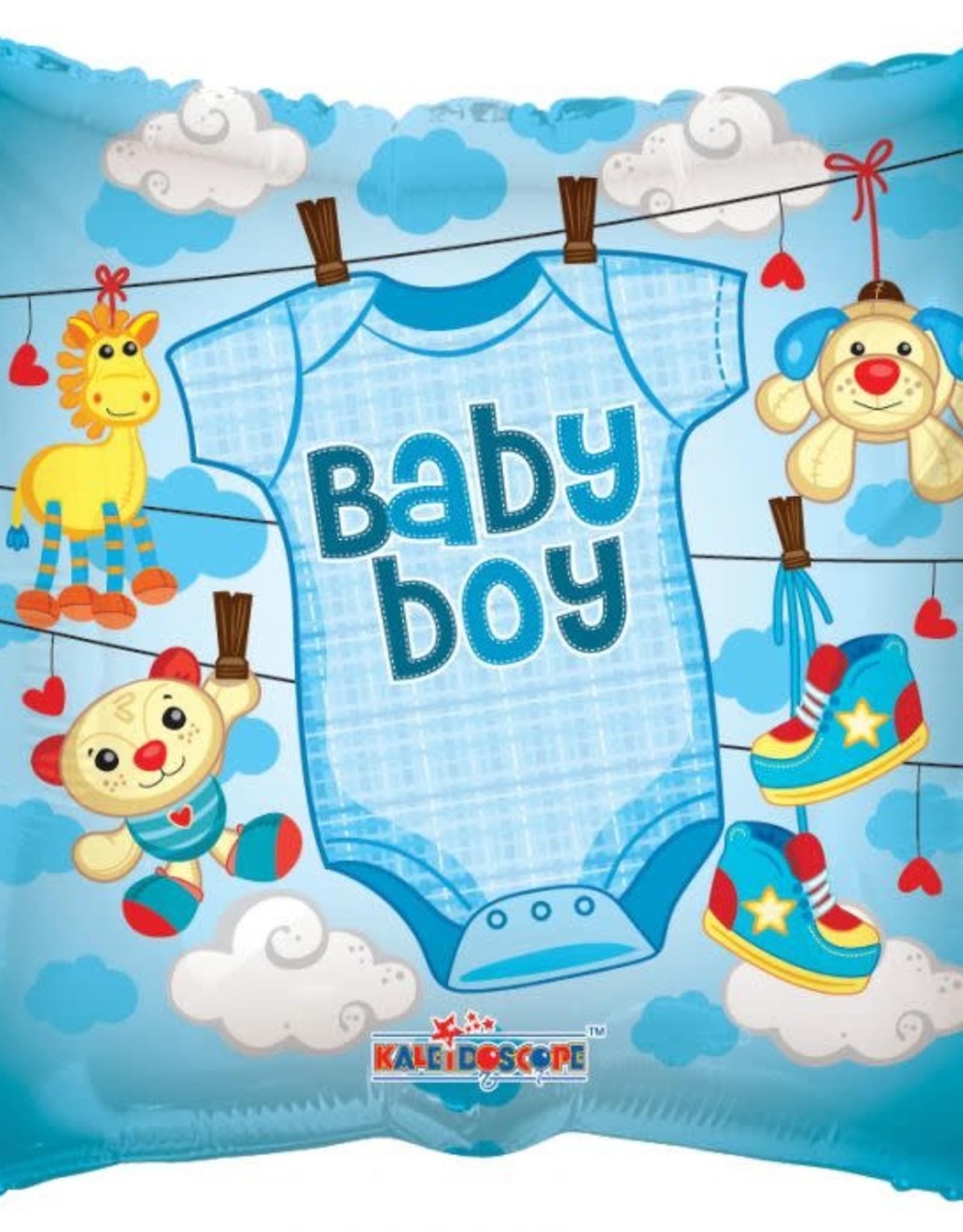 "18"" Baby Boy Balloon"