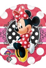 "18"" Minnie Mouse Style Balloon"