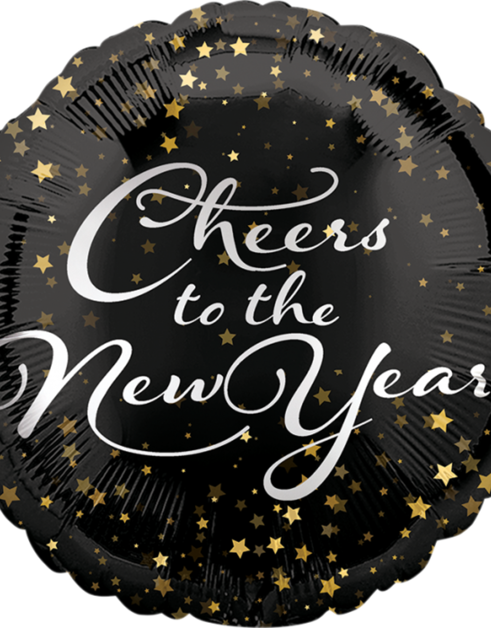 """18"""" Cheers to the new year!"""