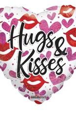 """18"""" Hugs & kisses"""