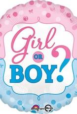 "18"" Boy? or Girl?"