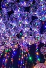 """24"""" Light up bubble balloon"""