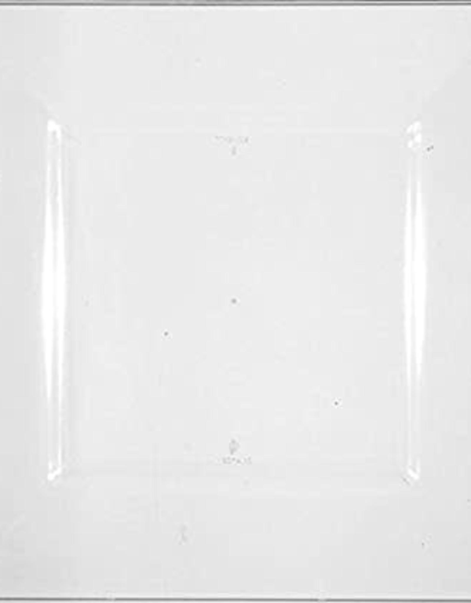 """10 1/4"""" Plastic square plates"""