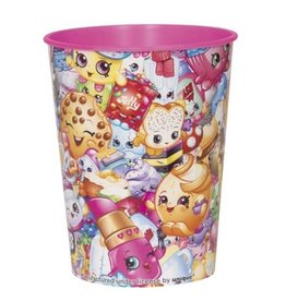 Wallys party factory Shopkins Plastic Cup