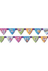 Wallys party factory Shopkins Banner