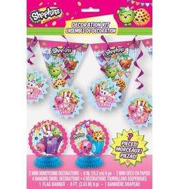 Wallys party factory Shopkins Invitations