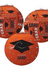 Congrats Grad Paper Lanterns