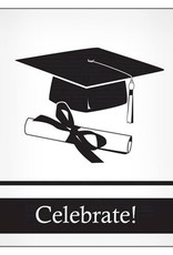 Wallys party factory Graduation Invitations