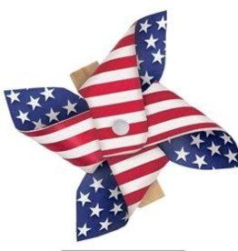 Wallys party factory 4th of July Pinwheel clips