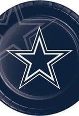 Dallas Cowboys 8 count 8 3/4 in