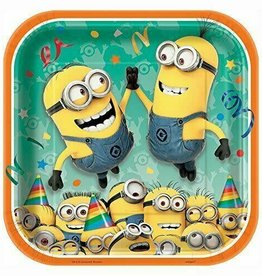 Despicable Me Minions Lunch Plates