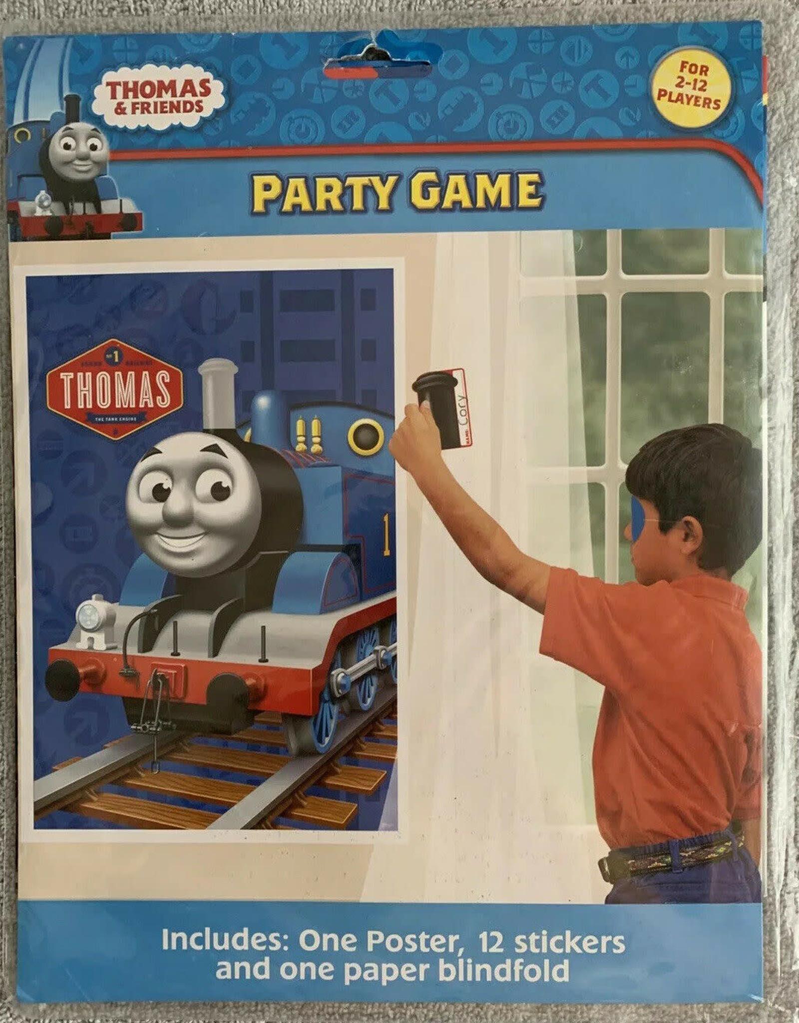 PARTY GAME THOMAS THE TANK