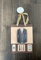 Wallys party factory Suit Small Party Bags