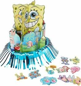 Table Decorating Kit Sponge Bob