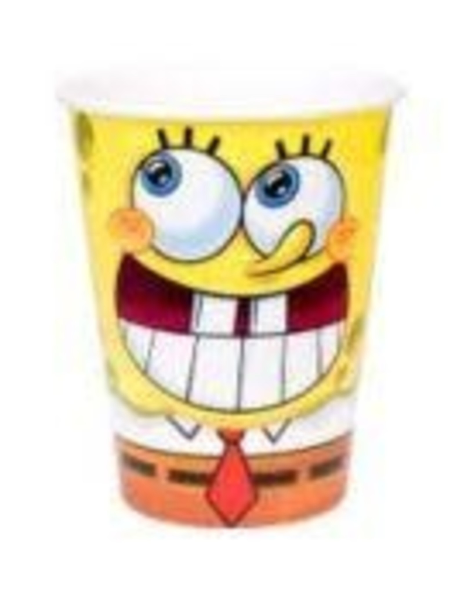 9OZ CUP, CLASSIC SPONGE BOB