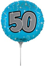 Wallys party factory #50 Air Filled Balloon