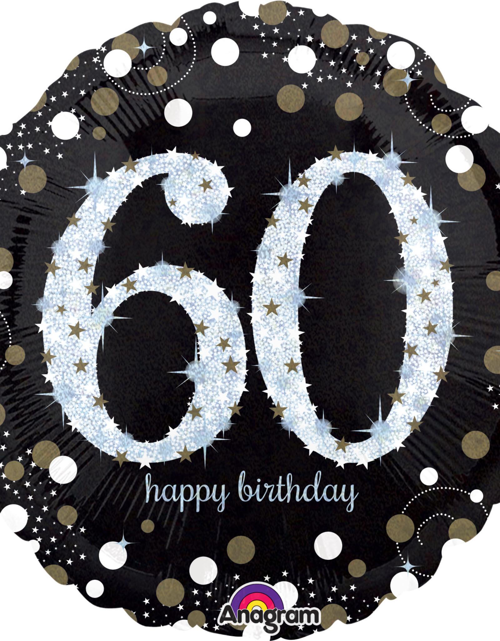 #60 Birthday Balloons