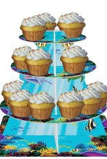 Wallys party factory Cupcake Stand
