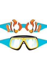 ACCESS Ocean Party Wearable Glasses, Paper