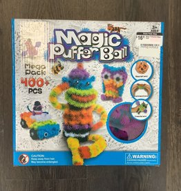 Wallys party factory Magic Pufferball Mega Pack