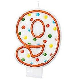 CNDL BIRTHDAY POLKA DOTS #9
