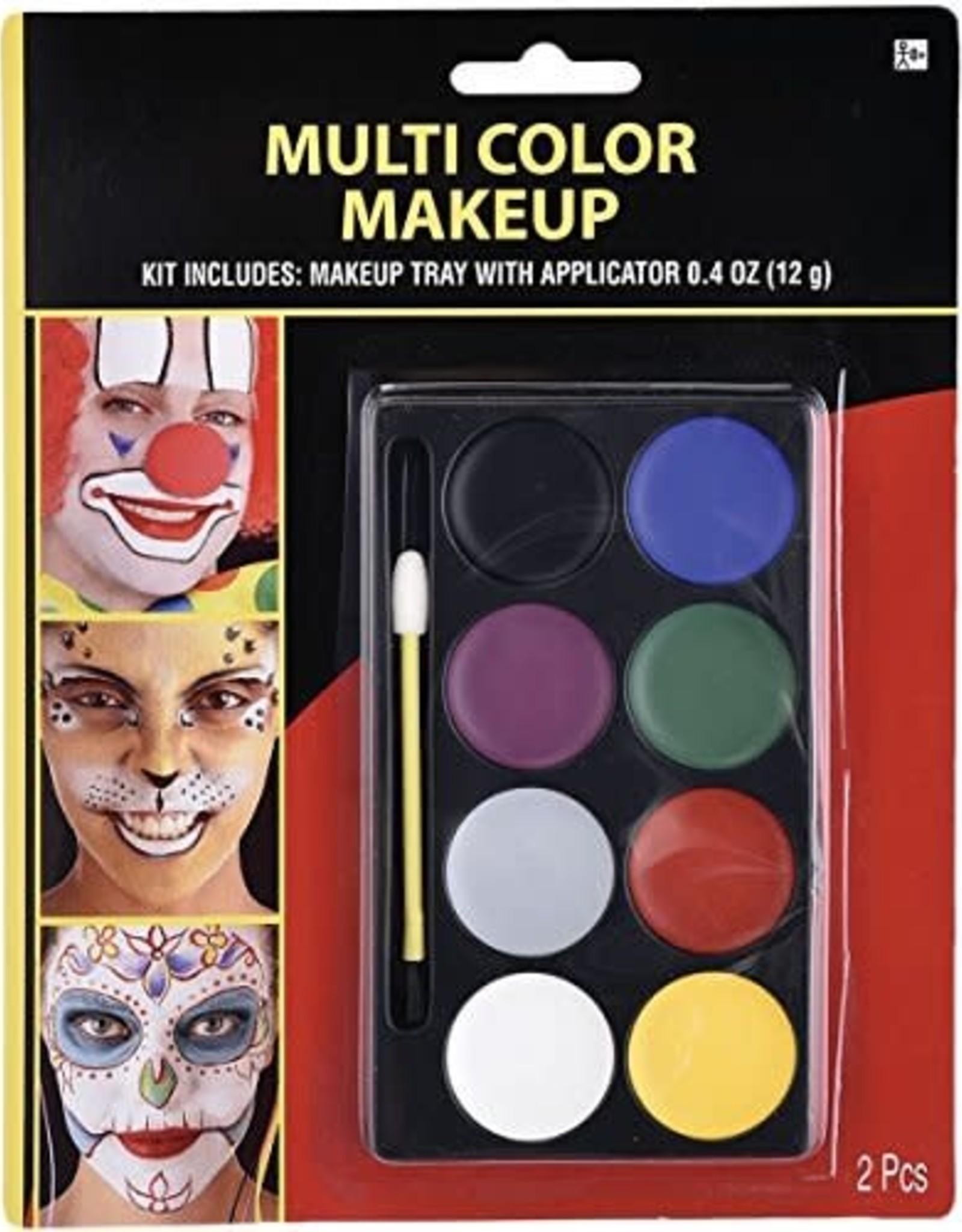 Multi Color Makeup Kit