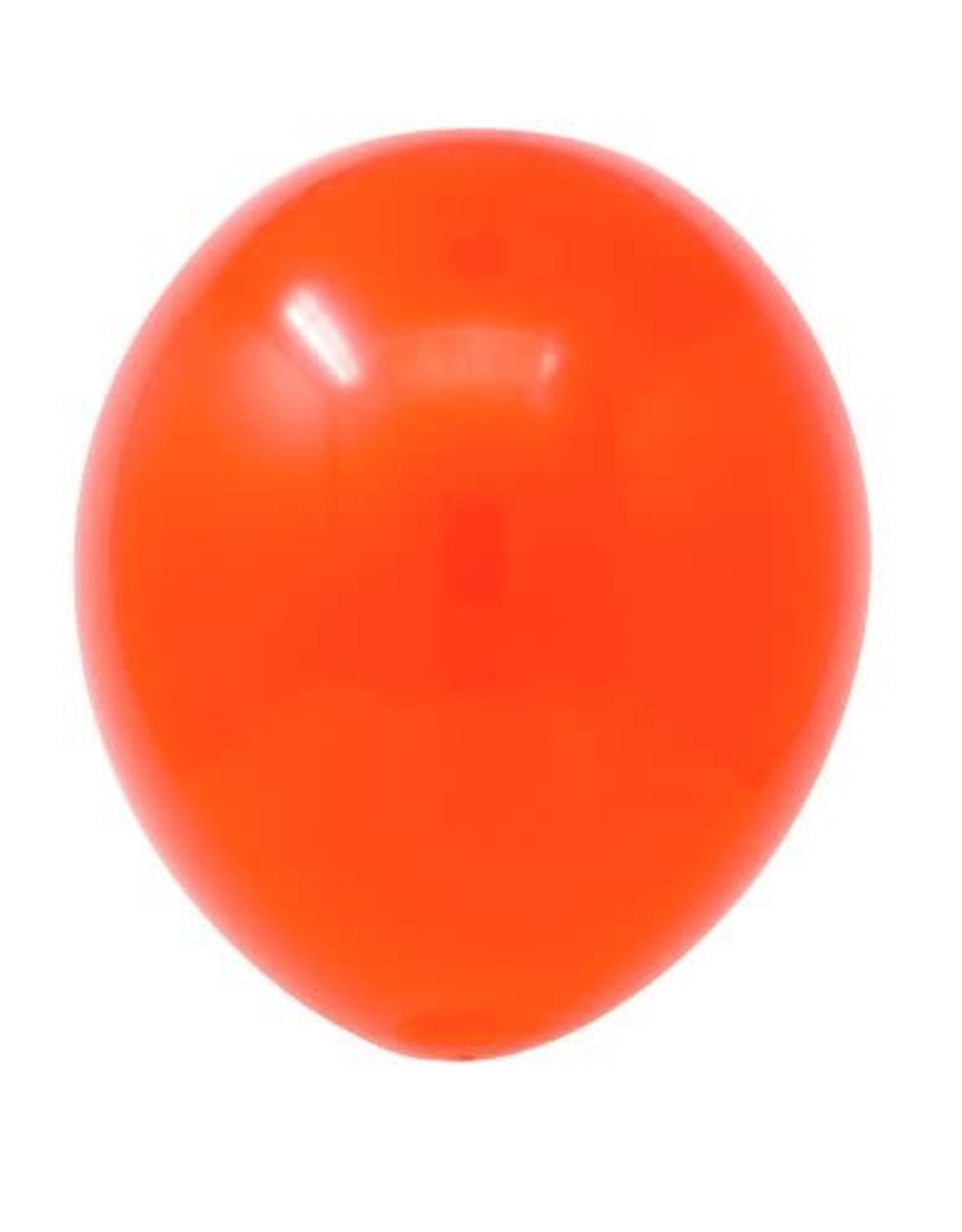 Wallys party factory 5'' Red Latex Balloons 50ct