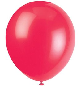 party club 12''  Red Latex Balloons  50ct