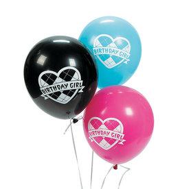 Monster High 12''  Balloons