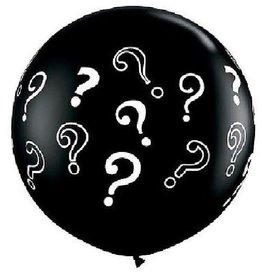 Qualatex 36'' Question Mark Latex Balloons