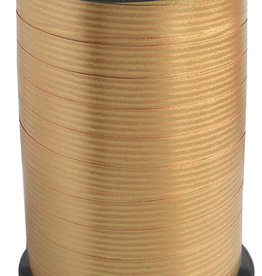 Wallys party factory Gold Curling Ribbon