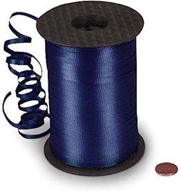 Wallys party factory Dark Blue Curling Ribbon